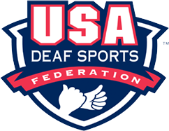 Logo - USA Deaf Sports Federation